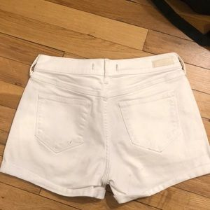 Abercrombie & Fitch Shorts - Abercrombie and Fitch Jean short